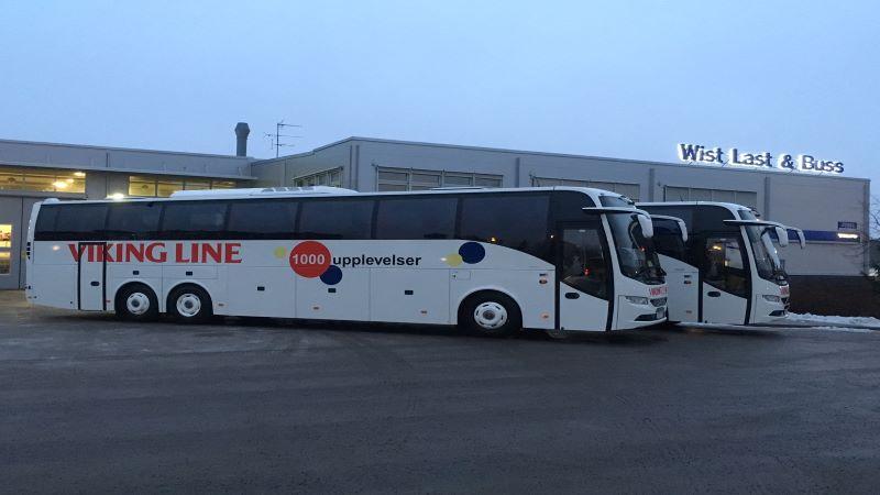 Våra Cinderellabussar