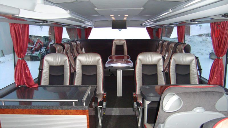 Konferensbuss