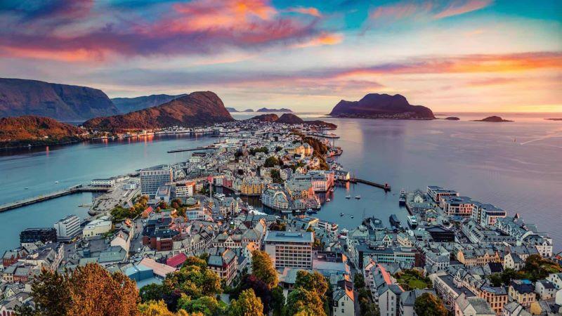 Fjordnorge – Bergensbanan