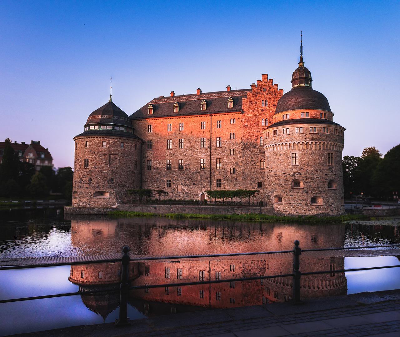 Örebro och Hjälmare kanal