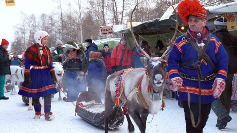 Jokkmokks Vintermarknad