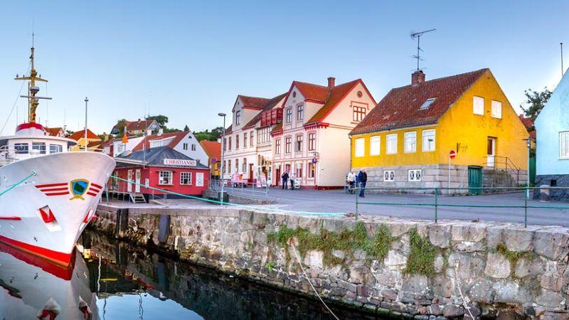 Cinderellakryssning till Bornholm och Visby