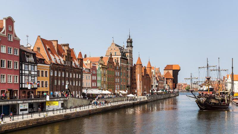 Cinderellakryssning till Gdansk och Visby