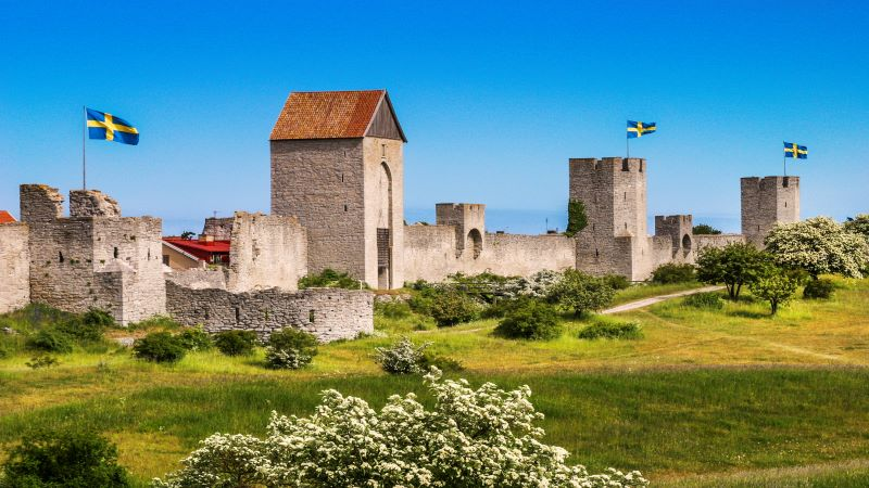 Cinderellakryssning till Visby