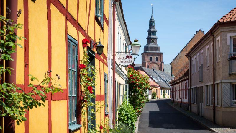 Cinderellakryssning till Ystad och Visby